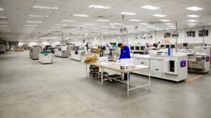 Packaging Factory Facility Angel Key